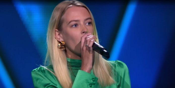 Maaike in The Voice of Holland
