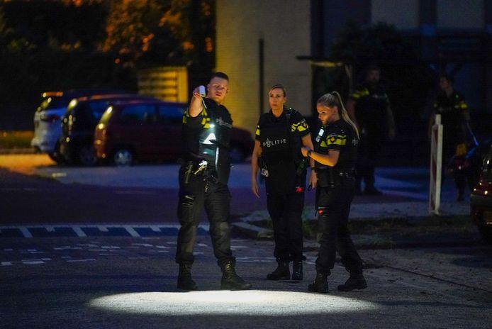 Eerder dit jaar zette de politie de Muiderschans in Nieuwegein af, nadat er knallen waren gehoord. Later bleek het om een kapotte uitlaat te gaan.