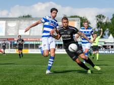 Eerste driepunter Spakenburg: 'Stroeve start vreet aan een ploeg'