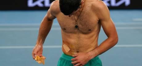 """Novak Djokovic après son sacre: """"Ma blessure aux abdominaux s'est empirée"""""""