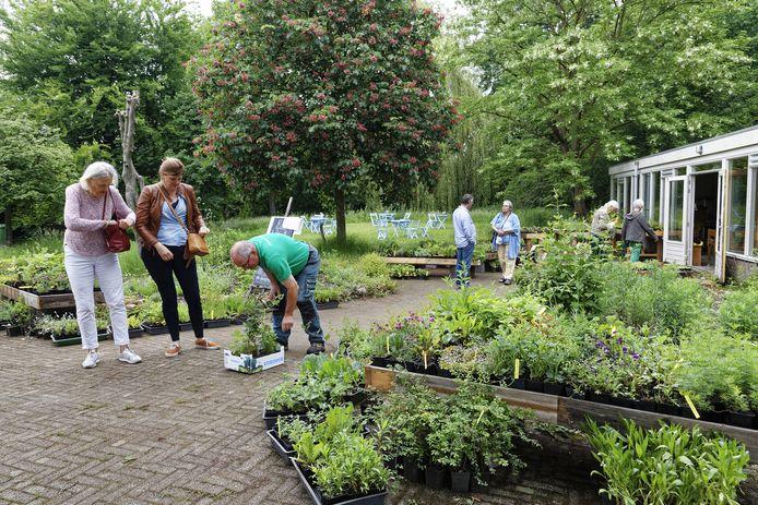 Eco-tuindag bij De Kleine Aarde.