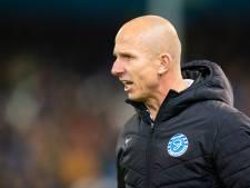 Teleurgestelde Robbemond: 'Eerste helft niet goed in de formatie gespeeld'