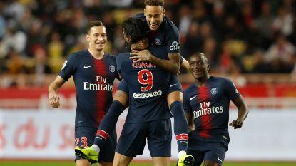 Van kwaad naar erger met Monaco: Cavani en Neymar verkopen Henry & co nieuw 0-4-oplawaai, ribblessure voor Nacer Chadli