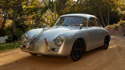 Voor deze omgebouwde Porsche wordt nu al meer dan 235.000 dollar geboden