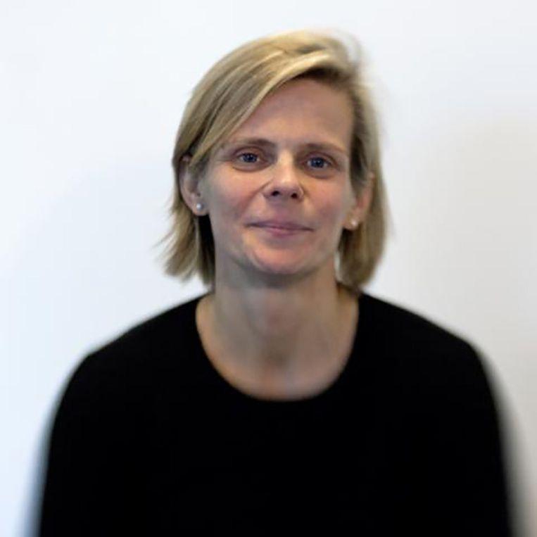 Caroline Pauwels. Beeld VUB