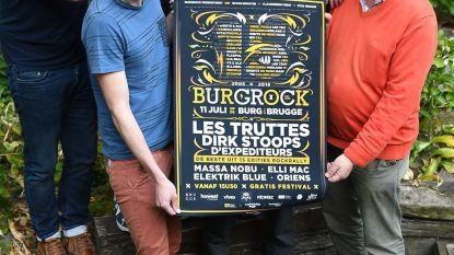 Vijftiende editie van Burgrock strikt Les Truttes en Dirk Stoops