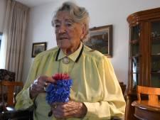 100-jarige Elly Köbben uit Den Bosch: geen terrorist, maar toerist in Egypte