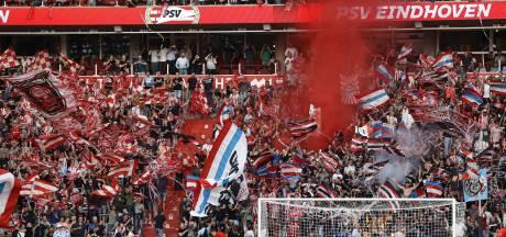 PSV moet twee tribunevakken sluiten na UEFA-straf