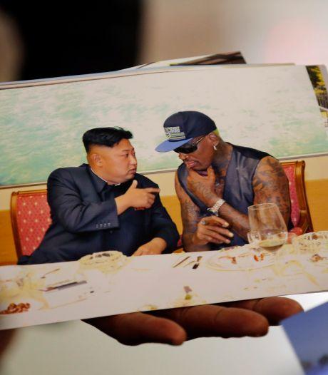 Dennis Rodman repart de Corée du Nord sans le prisonnier américain