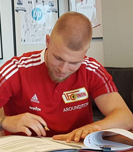 Van Drongelen is blij met transfer, maar: 'Het is emotioneel gezien niet makkelijk om weg te gaan bij HSV en uit Hamburg'