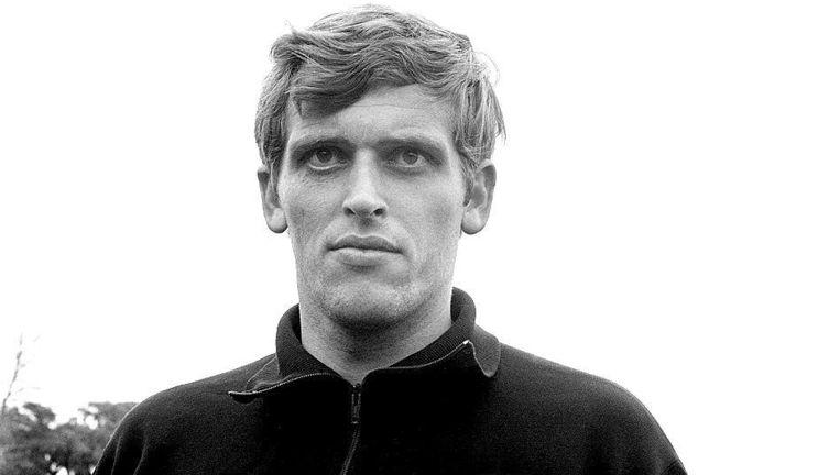 Piet Keizer in 1971. Beeld anp