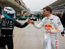 Verstappen rijdt achter winnaar Bottas naar leiding in WK, frustraties bij Hamilton