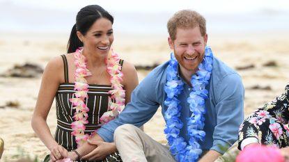 Prins Harry hoopt op een dochter