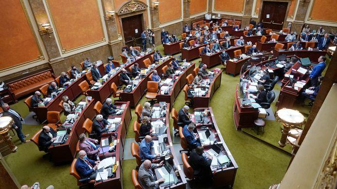 De wet is dinsdag behandeld in het House of Representatives in Salt Lake City (Utah).