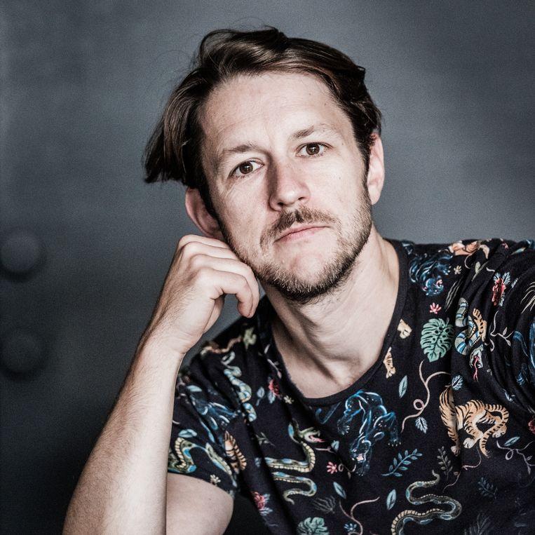 Frederik Sioen is de initiatiefnemer van de crisiscel voor cultuur.  Beeld Bob Van Mol