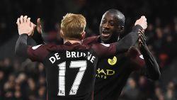 """De Bruyne neemt het op voor Guardiola nadat Touré die had beschuldigd van racisme: """"Als je niet veel speelt, zoek je daar altijd meer achter"""""""