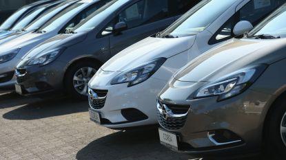Europese autoverkoop in april voor achtste maand op rij gedaald