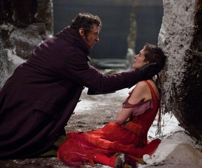 Les Miserables inspireerde tot het maken van film, een musical, maar ook toneel.