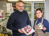 Taarten die je doen smelten: ijsjesmaker Christof van Surprice verspreidt ook tijdens de feestdagen 'instant happiness'