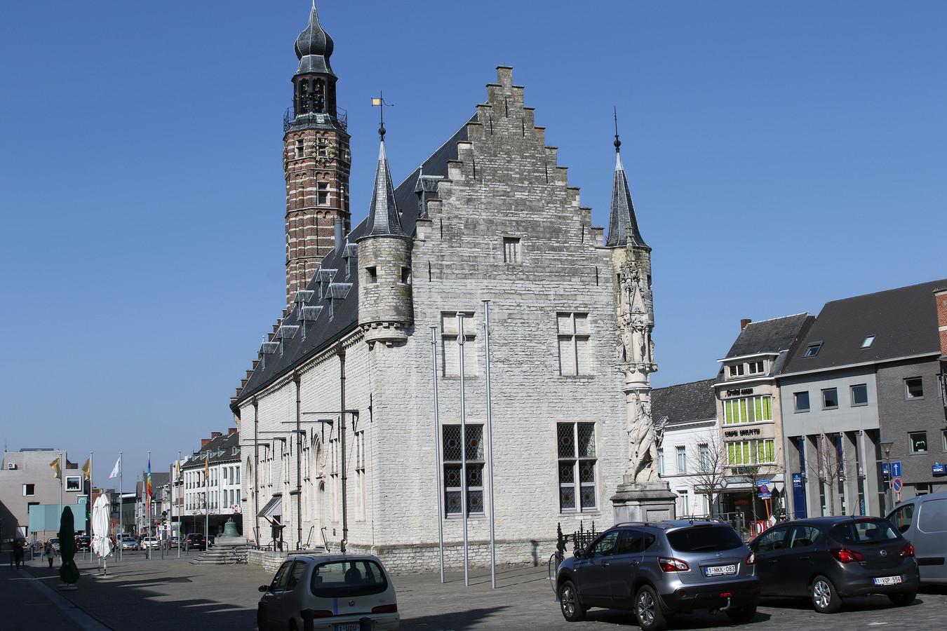 De stad Herentals zal cunsumptiecheques verdelen onder haar medewerkers
