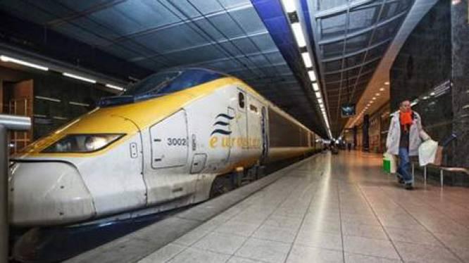 Eurostar en Thalys rijden niet door treinramp