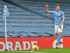 De Bruyne délivre son 100e assist mancunien et intègre le top 10 des meilleurs passeurs de Premier League