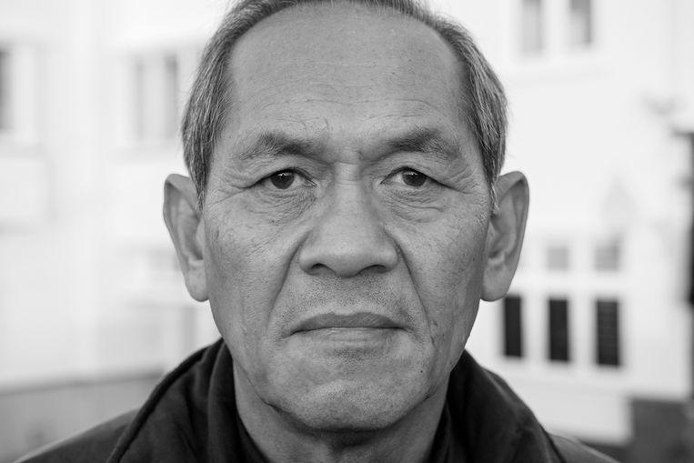 Rob Spikens, Nederland-Japan Beeld Tetsuro Miyazaki
