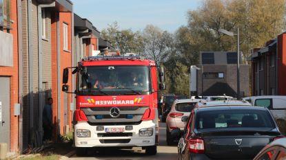 Drie brandweerposten naar nieuwe wijk voor vermoedelijk gaslek