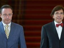 La majorité des Belges ne veut pas d'une alliance PS-N-VA