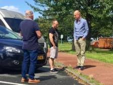 'Van Gelder was luidruchtig in olympisch dorp'