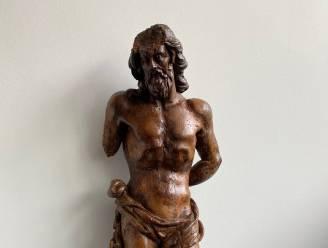 Kom naar de onthulling van 'Christus aan de Geselpaal'
