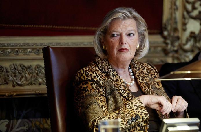 Voorzitter Ankie Broekers-Knol van de Eerste Kamer.
