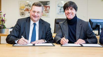 Duitsland stelt zich officieel kandidaat als gastland voor EK 2024