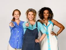 Hilke, Sophia en Antje spelen in musical Mamma Mia! Donna en de Dynamo's