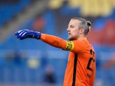 Nieuw contract hamerstuk voor Pasveer: keeper dichtbij akkoord eenjarige verbintenis bij Vitesse