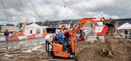 Bouwput Veenendaal-Oost: voor Bob de Bouwers in de dop en woningzoekers