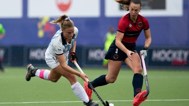 Dames van Gantoise zetten eerste stap richting titel: 3-0 in eerste finalewedstrijd tegen Dragons
