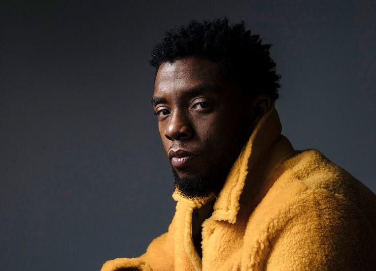 Chadwick Boseman Beeld Victoria Will/Invision/AP