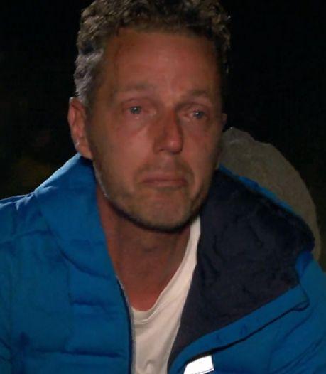Rob Geus in tranen bij Expeditie Robinson: 'Ik ben om de tuin geleid'