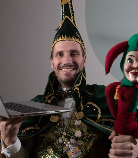 Carnavalvierders Heino compenseren gemis van het feest met online tv-show: 'Iedereen kan meedoen'