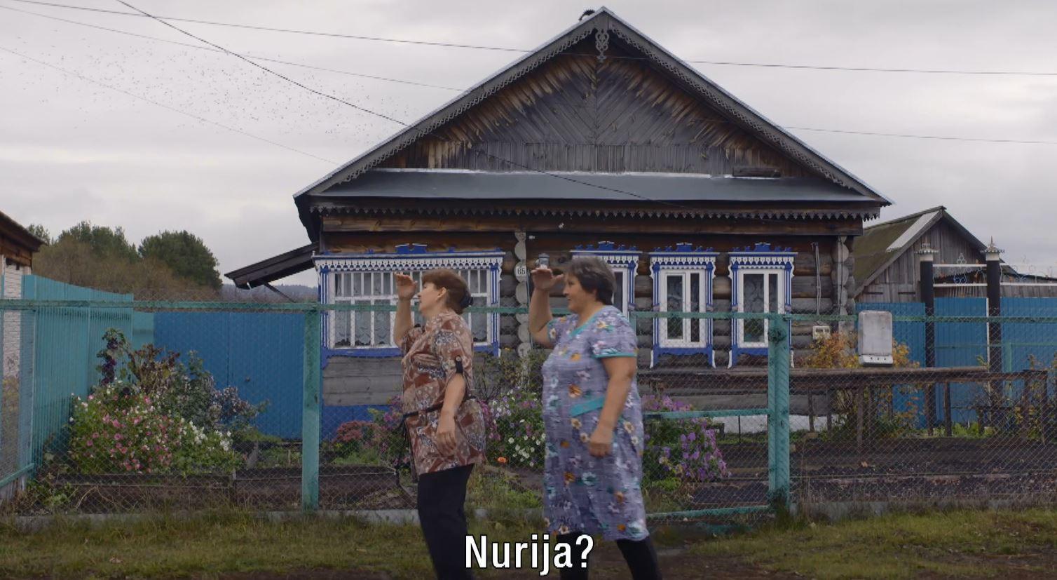 Het huisje van haar tante wil Nurija komende zomer opknappen.