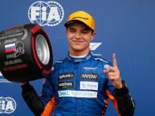 Norris stunt met pole in nat Sotsji, Verstappen speelt op veilig, brokken voor Hamilton