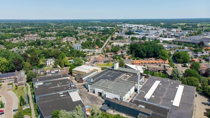 Stankoverlast in een bewoond gebied: Vitelco in Lichtenvoorde.