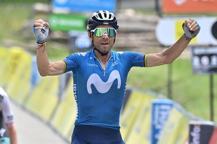 Valverde foi o melhor hoje.
