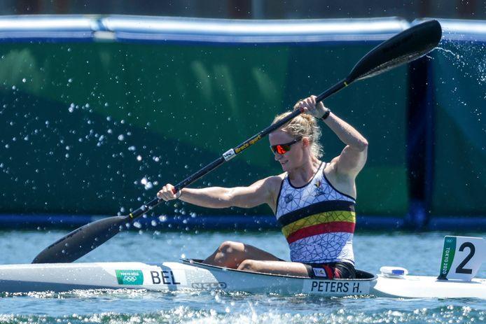 Hermien Peters liet van zich spreken deze Olympische Spelen.