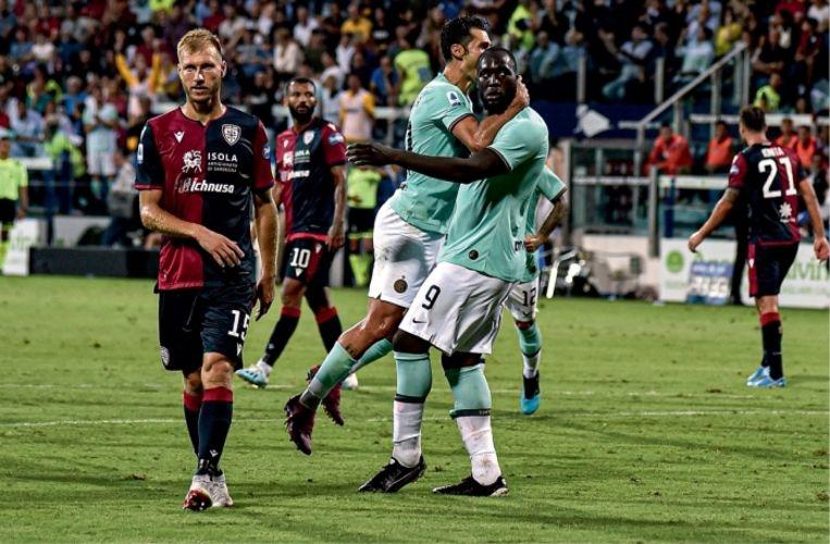 assandra Missipo: 'Als ik Lukaku zie lijden, vóél ik zijn pijn' K (Foto: Lukaku neemt wraak op de racistische Cagliari-supporters door een penalty te scoren) Beeld