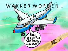 Bewoners adviseren minister over Vliegveld Lelystad
