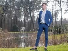 Daniël begon in coronatijd onderneming in Italiaanse maatpakken: 'Ik ben denk ik wel goed in schijt hebben aan dingen'