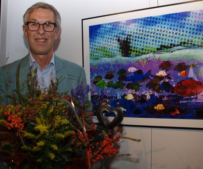 Groene Hart Kunstprijs winnaar Phlip van den Dool