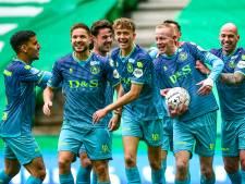 Sparta mag na zege op Robben's Groningen dromen van 'Europese' clash met Feyenoord